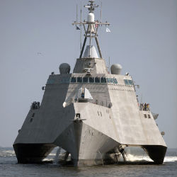 Yüzen Kale: USS Independence (LCS-2)