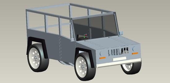 Jeep Konsept