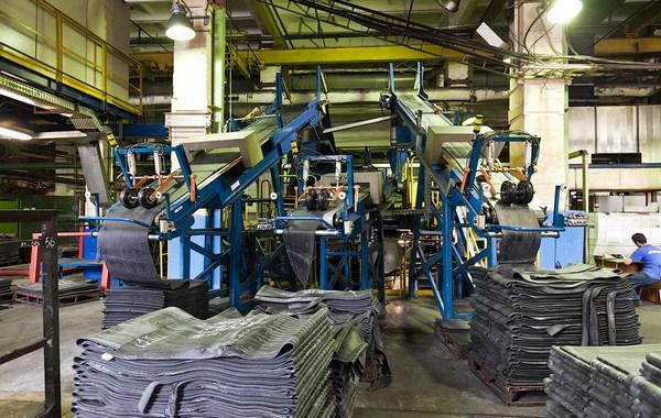 Lastik Üretimi 6. Resim