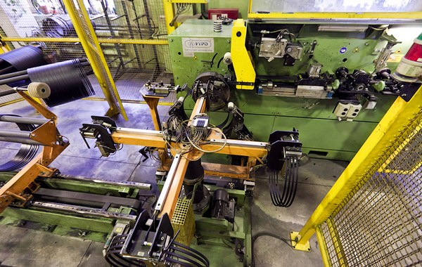 Lastik Üretimi 10. Resim