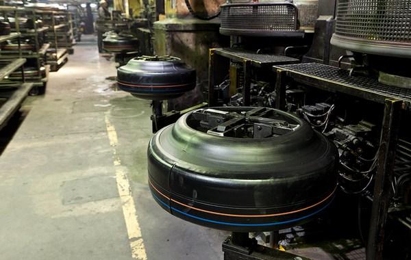 Lastik Üretimi 21. Resim