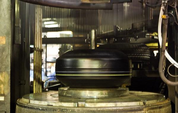 Lastik Üretimi 24. Resim