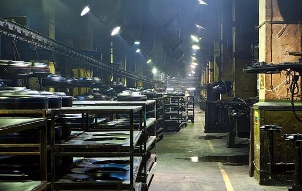 Lastik Üretimi 26. Resim
