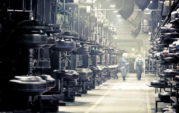 Lastik Üretimi 29. Resim