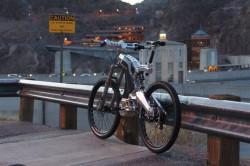 M55 Hybrid Elektrikli Bisiklet Sahil