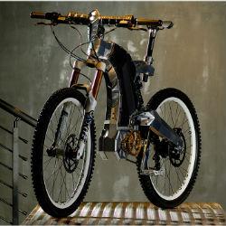 M55 Hybrid Elektrikli Bisiklet