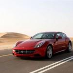 Ferrari FF Çöl Yol