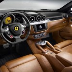 Ferrari FF Konsol