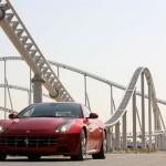Ferrari FF Oyun Parkı