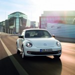 Volkswagen Beetle 2012 Yol Ön