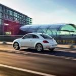 Volkswagen Beetle 2012 Yan Arka