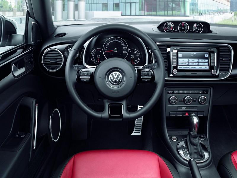 Volkswagen Beetle 2012 Kabin İçi | Gökhan HIZAL