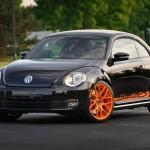 Volkswagen Beetle 2012 Ön Park