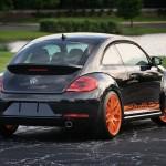 Volkswagen Beetle 2012 Arka Park