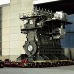 Dünyanın En Büyük Dizel Motoru