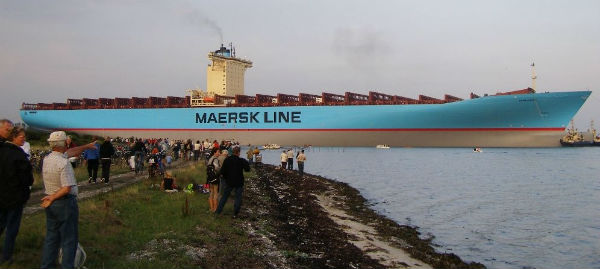 Emma Maersk Sahil