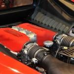 Ferrari 458 Italia Motor