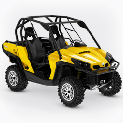Commander 1000 XT Süper ATV