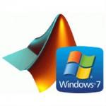 MATLAB 2012A Windows7