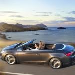 Opel Cascada 2013 Yan Araç Üstü