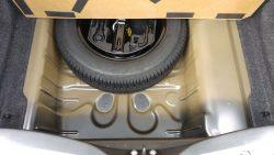 Citroen C-Elysee Stepne Alanı
